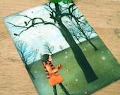 The Heart Keeper Postcard