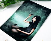 My Secret Fairyland Postcard