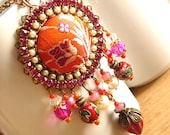 Tandoori Necklace