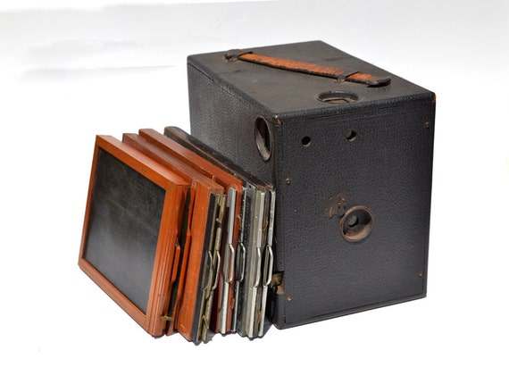 Perfection Sr. 4x5 Box Camera