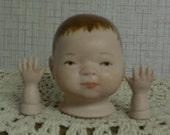 Small By-lo BABY doll to assemble...head, arms and legs