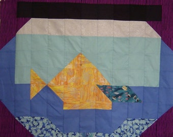 NEMO- Quilt/Wall Hanging - Pattern Only