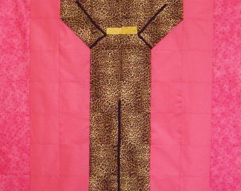 CATSUIT- Quilt/Wall Hanging - Pattern Only