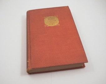 Antique Vintage Handy Volume Classics - Thomas Babington Macaulay Literary Essays - Dated 1900 - Pocket Edition
