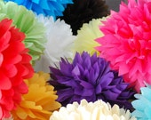 Candy Land....40 Pom Set...Plus 2 FREE...Assorted Colors Or Pick Your Own...SALE