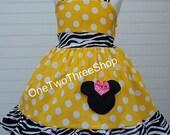 MEGA SALE Minnie Jumper dress size 2t