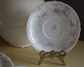 Theodore Haviland// Limoges Collection // vintage 1946-1962 saucer plates