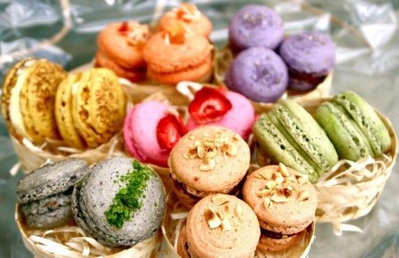Macarons (UNIQUE FLAVORS) Box of 1 Dozen