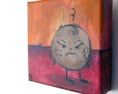 Tough Cookie Hilarous Funny Chocolate Chip Mad Painting