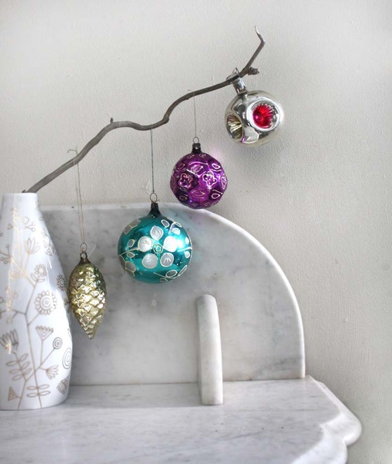 Russian Christmas Traditional Decorations : Items similar to christmas tree decorations ornaments