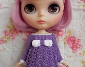 Blythe Beautiful Crochet dress
