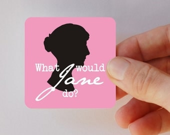 what would jane do square magnet