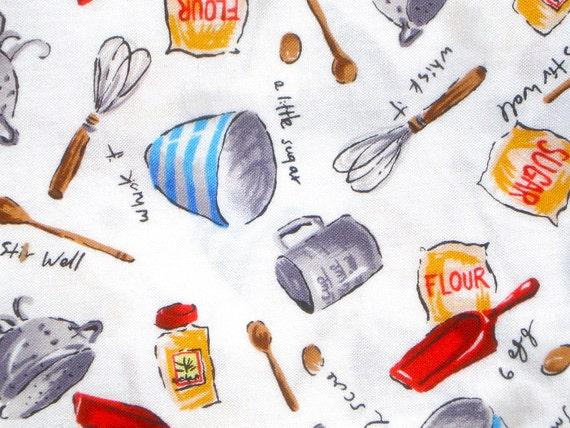 Bon Appetit Clothworks fabric FQ