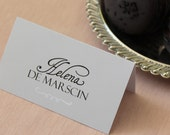 Heirloom place cards