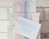 Fizz thank you note