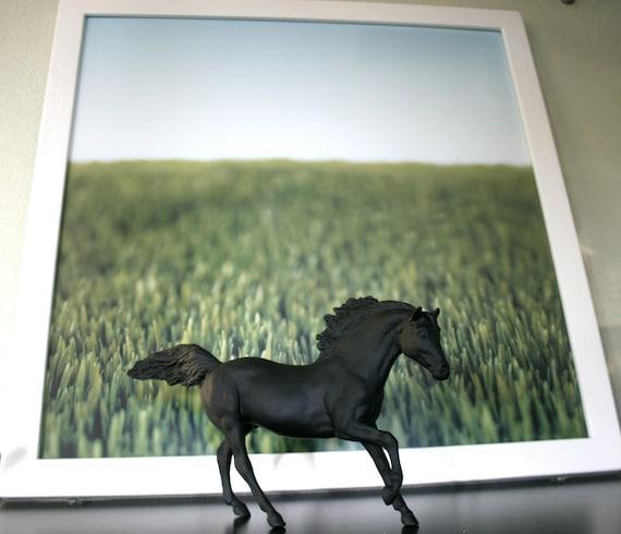 The Original Chalkboard Horse - Baynard