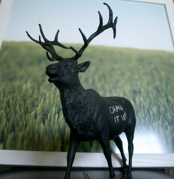 The Original Chalkboard Elk - Kalispell - SALE