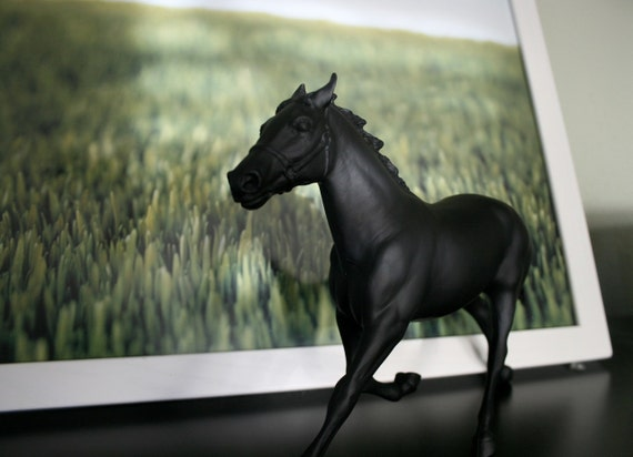 The Original Chalkboard Horse - Haymitch