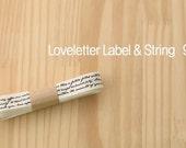 SALE Zakka Retro Cotton Ribbon Fabric  Sewing Tape  Label /Collection 9Yards