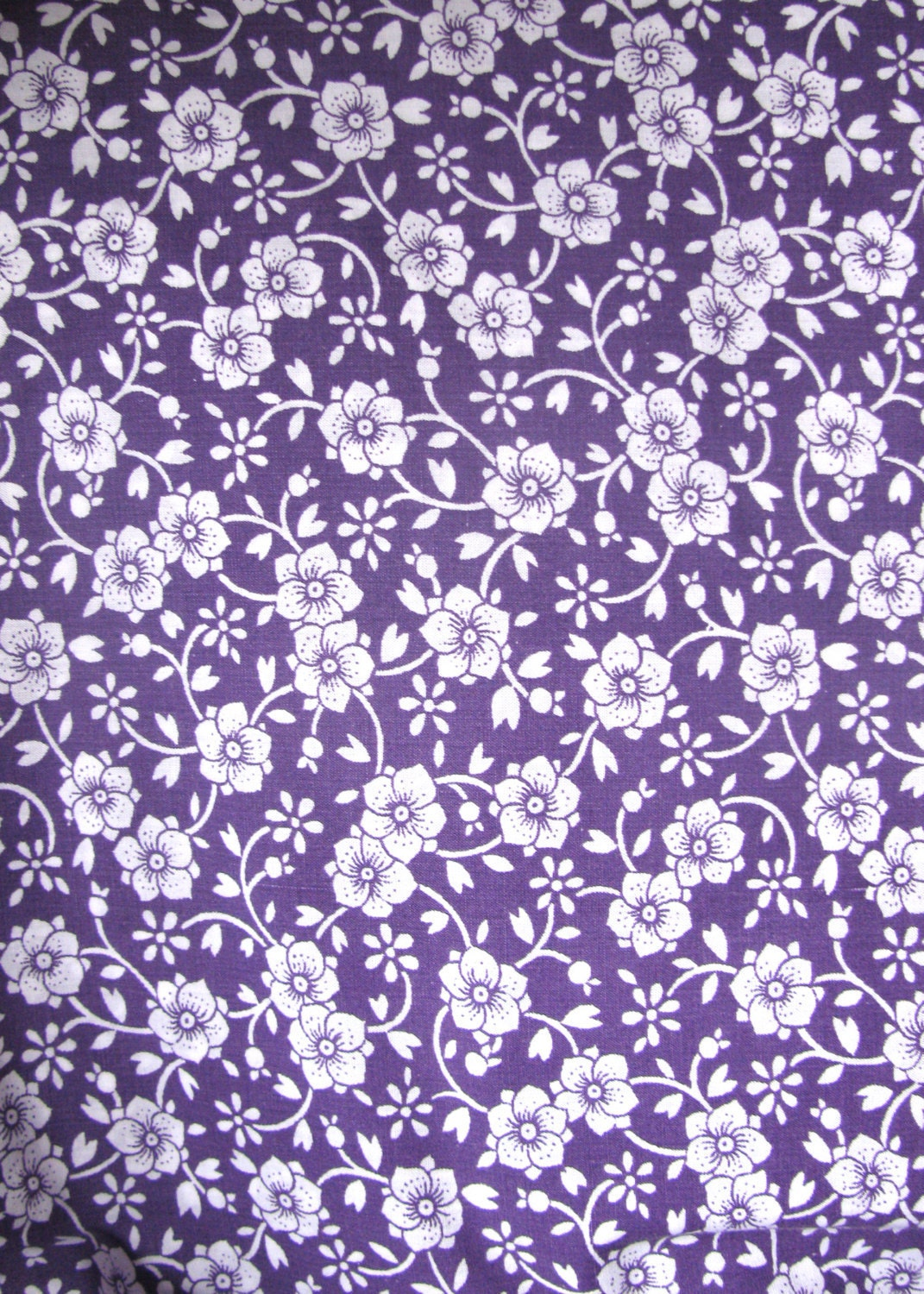 Purple vintage floral pattern - photo#8