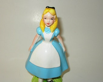 Vintage Porcelain Alice in Wonderland figurine