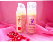 Serum for mature skin with pomegranate seed extract , 100% organic, from Marmozel