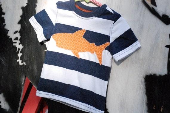 Custom Summer Shark Shirt