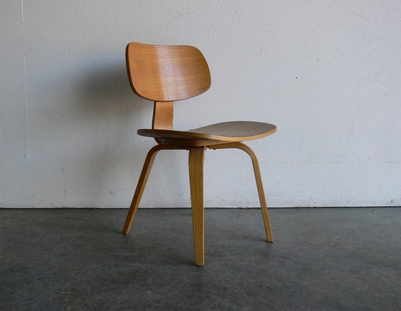 Mid Century Thonet Plywood Chair