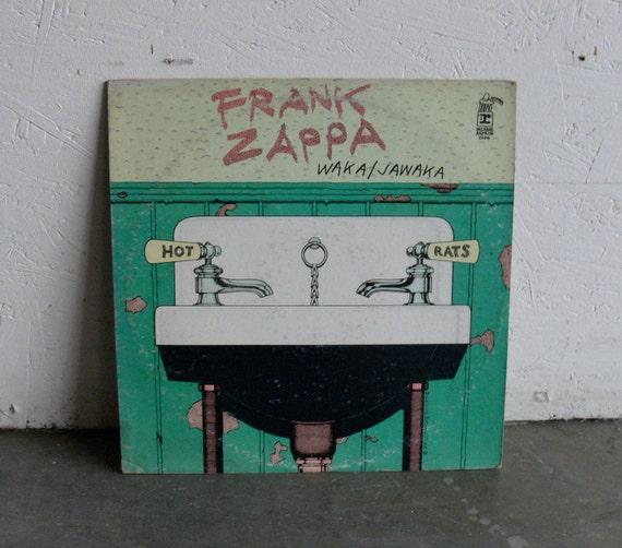 Frank Zappa-Waka Jawaka -Vinyl Record