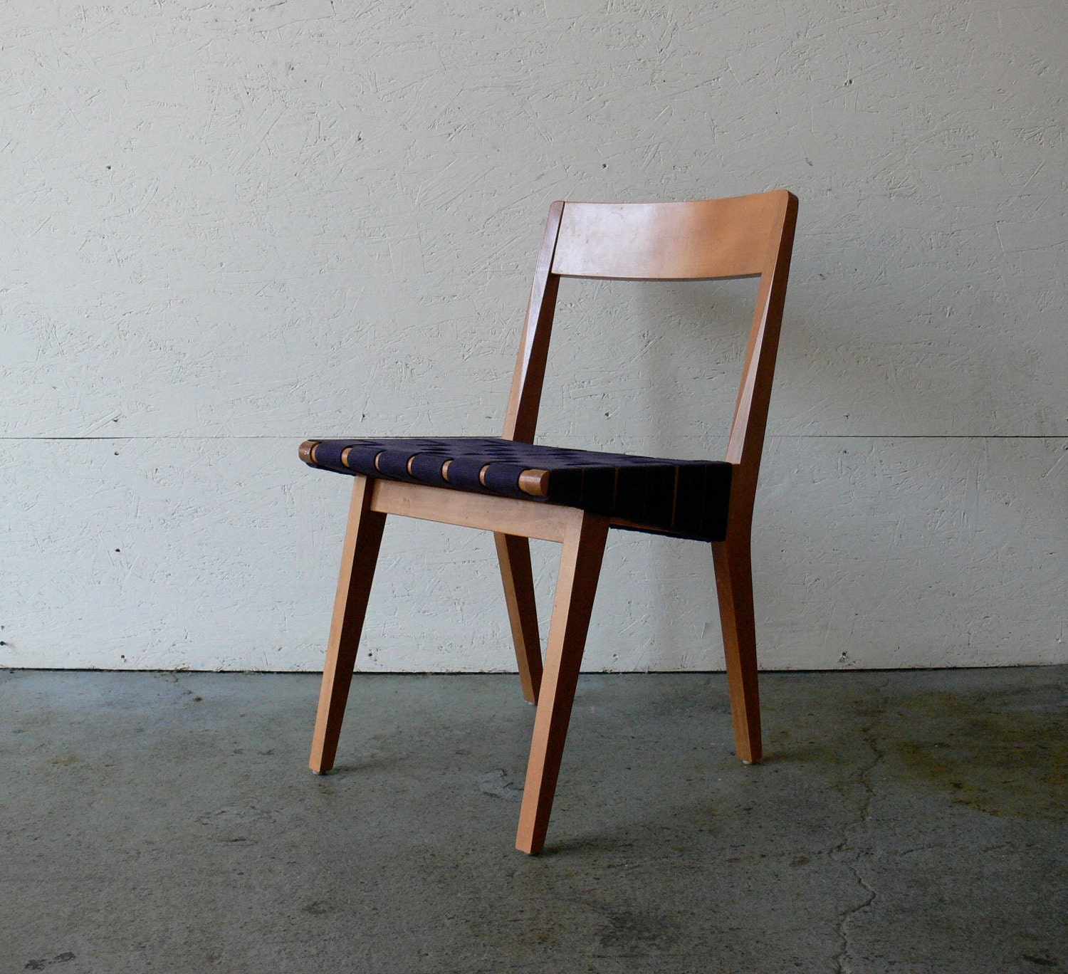 Knoll jens risom side chair - Jens risom side chair ...