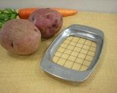 Presto French Fry Cutter Manual Kitchen Utensil