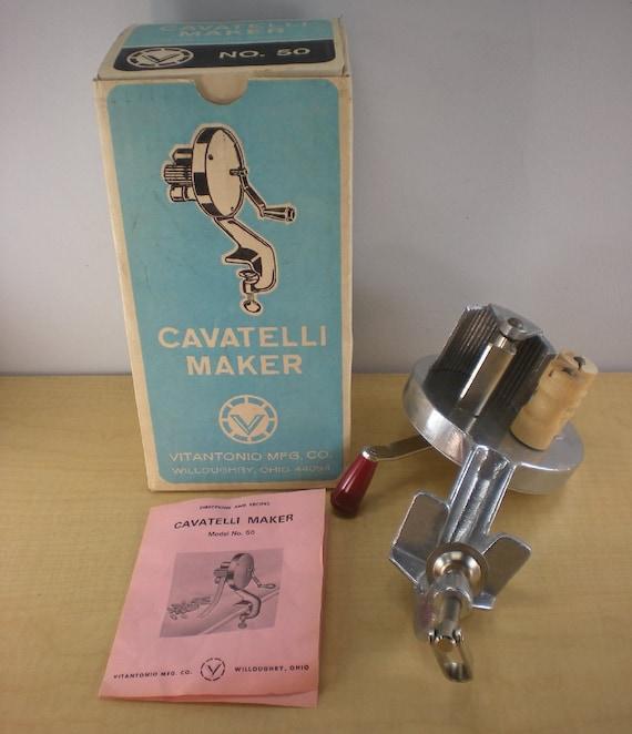 Vitantonio Cavatelli Gnocchi Pasta Maker No. 50 with Box