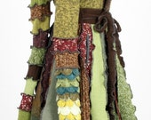 One of a Kind Patchwork Coat - Reserved for Naomi