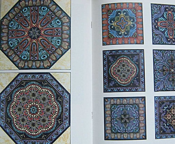 Vintage 1992 RJR Introduces Discovery Designed by Jinny Beyer Book, Quilt Patterns