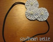 Girly Girlies:  The Southern Belle Headband