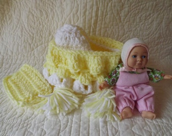 CROCHET CHURCH PURSE DOLL PATTERN Crochet Patterns Only