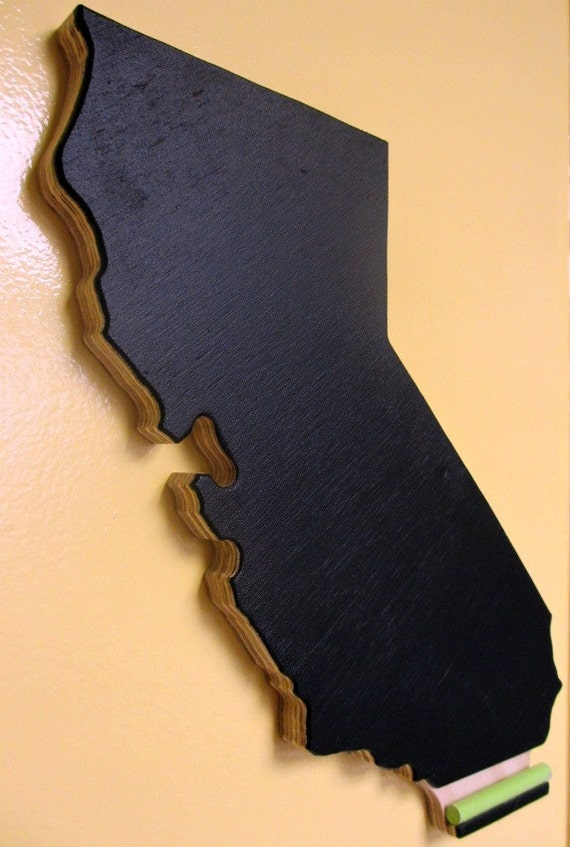 California Chalkboard - mini