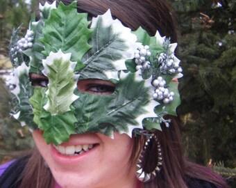 Silver Winter's Dream Mask