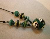 Peace Bell Pendant Necklace