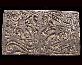 Fine Old Tattoo Block, Borneo