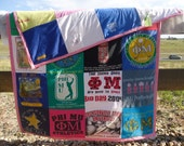 Ur 24 Shirts One Great Fun  Quilt