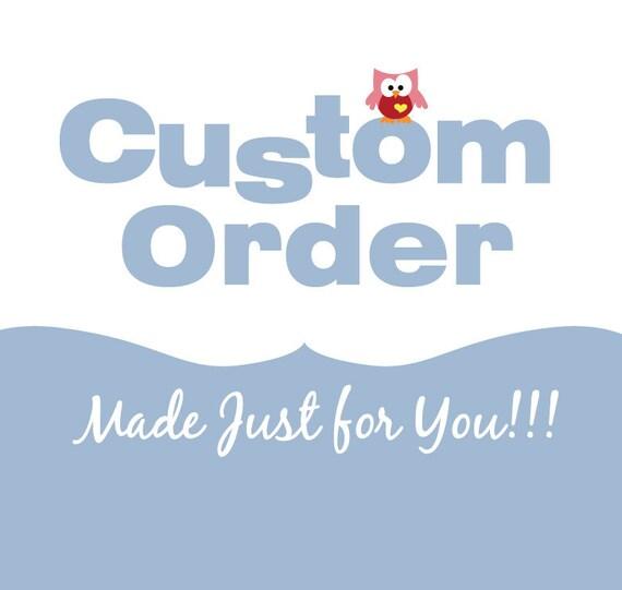 Custom Order for Eve82