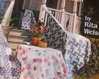 Grandmother's Quilts and How to Make Them  Book
