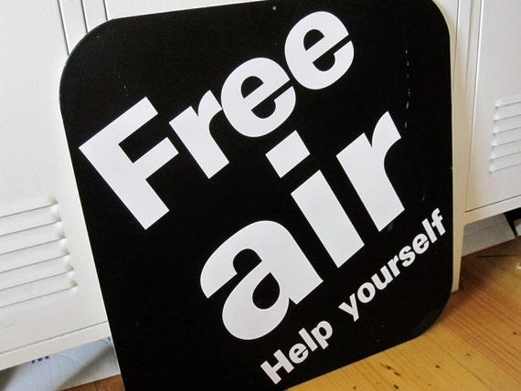 Air Is Free