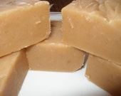 Peanut Butter Goat Milk Fudge- Half Pound