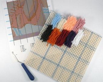 Mature Listing- V.4 Tubesocks- D.I.Y. Naughty LatchHook Kit- In Gift Box