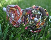 child to adult swirl flower headband