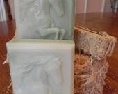 Goats Milk Soap, Horse soap, Equestrian Soap - Free Shipping
