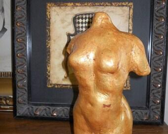 OOAK Altered Neo Classical Female Sculture