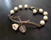 Vintage Twig Bracelet